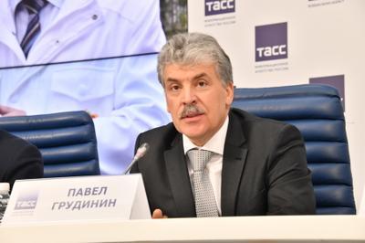 Павел Грудинин: Мы одержим победу уже в первом туре