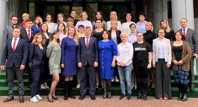 Дмитрий Новиков открыл 35-й поток слушателей в Центре политической учебы ЦК КПРФ