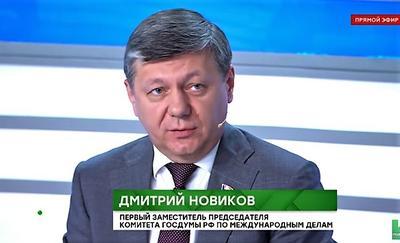 Дмитрий Новиков: Сценарий уничтожения белорусской государственности не проходит