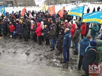 Жители Москвы потребовали отправить в отставку вице-мэра и главу Департамента здравоохранения