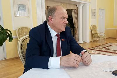 Геннадий Зюганов: Решение о лево-патриотическом повороте перезрело