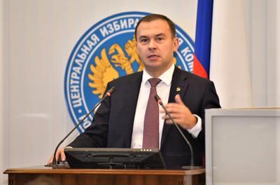 Юрий Афонин изложил требования коммунистов по реформе избирательной системы
