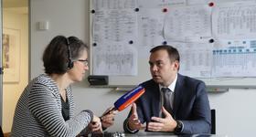 Юрий Афонин: Угроза разрушения России исчезнет, когда страна вернется на социалистический путь развития