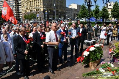 Геннадий Зюганов: Пушкин и сегодня с нами!