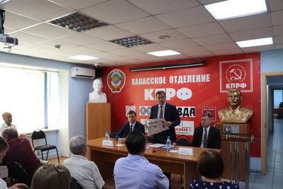 Коммунисты готовы разрушить сценарий выборов, навязываемый «партией власти»