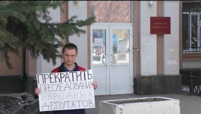 В Ульяновской области устроили политическую расправу над депутатом-коммунистом