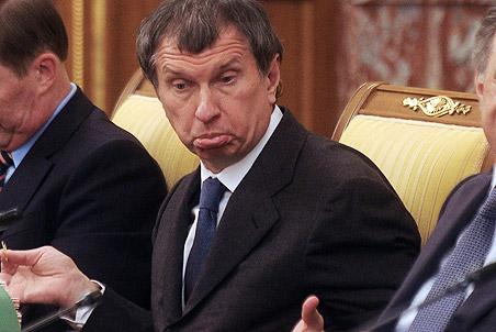 «Роснефтегаз» отказывается сообщать правительству о своих доходах. Знает только Путин