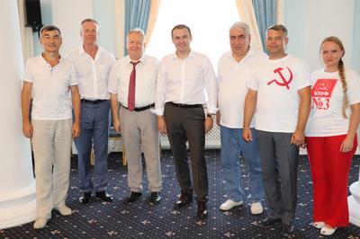 Юрий Афонин: Коммунисты Севастополя идут на выборы сильной энергичной командой