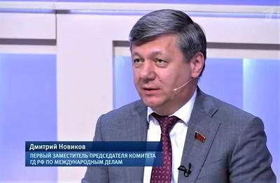 Дмитрий Новиков: Белорусы не примут навязанных из-за рубежа сценариев