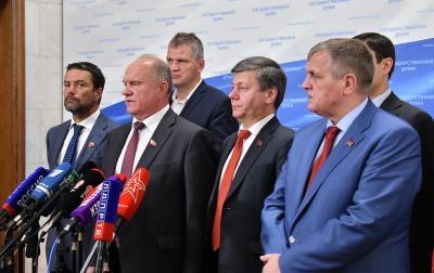 Геннадий Зюганов: Надо принимать экстренные меры, но реакции со стороны власти нет