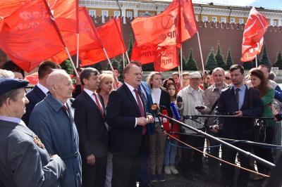 Геннадий Зюганов: Помнить трагический июнь 1941-го и уникальный опыт нашей страны!