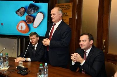 Геннадий Зюганов: Социально-экономический курс в России должен быть левоцентристским
