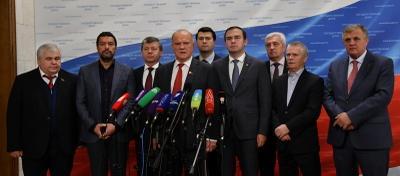 Геннадий Зюганов: У президента осталось совсем немного времени, чтобы остановить людоедскую пенсионную эпопею