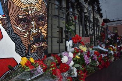 Геннадий Зюганов: — «Такие люди обновляют совесть человечества»