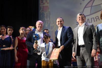 «Вы все здесь победители!» Геннадий Зюганов поздравил участников Всероссийского конкурса «Земля талантов»