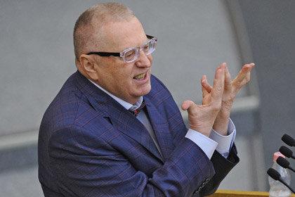 Жириновский предрек КПРФ запрет в России «за радикальный формат действий»