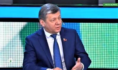 Дмитрий Новиков: Без воплощения в жизнь программы КПРФ стране не выстоять