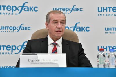 Сергей Левченко: За четыре года бюджет Иркутской области увеличился с 97 до 213 млрд рублей