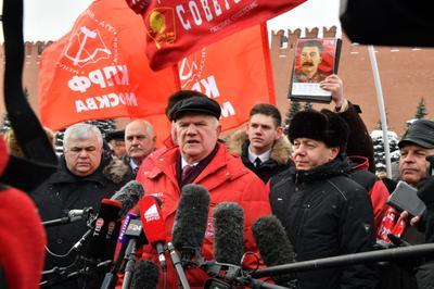 Геннадий Зюганов: Учиться у Сталина!