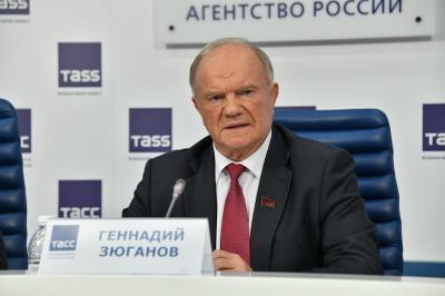 Геннадий Зюганов: Наши предложения должны быть услышаны