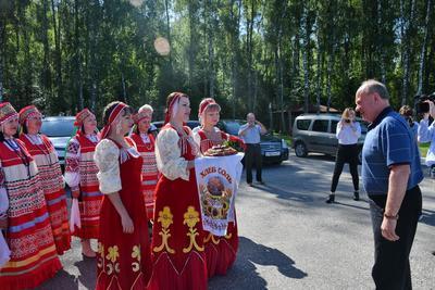 Геннадий Зюганов начал рабочий визит в Орловскую область