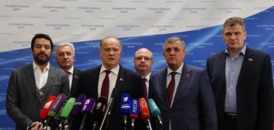 Геннадий Зюганов: Не допустим расправы над честными выборами!