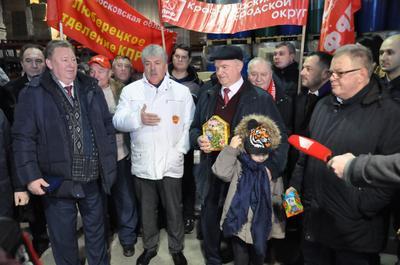 82-й гуманитарный конвой КПРФ отправлен к Новому году в Донбасс
