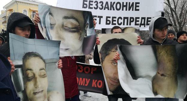 Суд во Владикавказе осудил десятерых оперативников на 56 лет за пытки и смерть невиновного