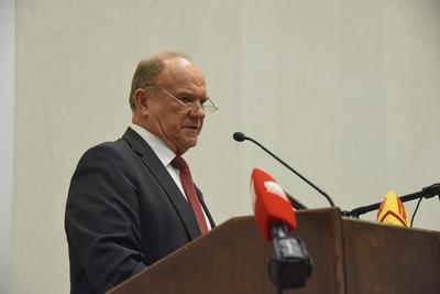 Геннадий Зюганов назвал условия сохранения России