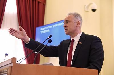 В Ростовской области завели административное дело на кандидата в губернаторы от КПРФ