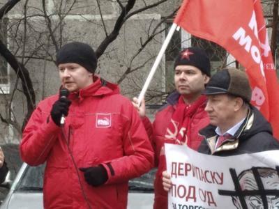 Денис Парфенов: Действия Дерипаски подрывают безопасность России