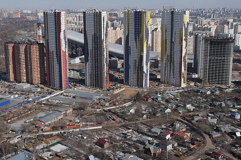 Госдума одобрила законопроект о сносе пятиэтажек в Москве