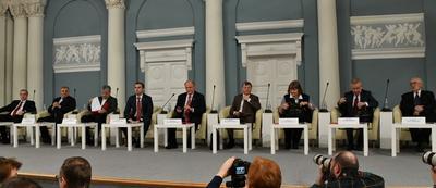 Участники круглого стола в Москве сказали «нет!» конституции президентского самовластия