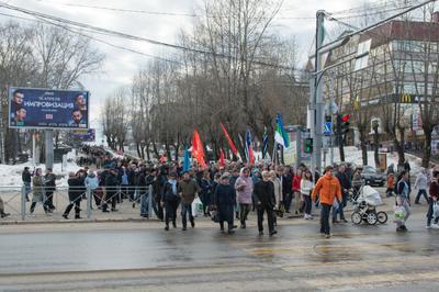 Лидера коммунистов республики Коми Олега Михайлова приговорили к штрафу за организацию акции протеста