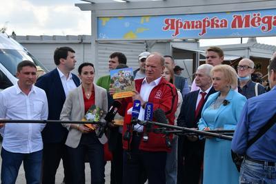 Геннадий Зюганов: Защитим пчел – обеспечим продовольственную безопасность!