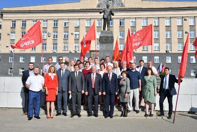 Геннадий Зюганов принял участие в праздничных мероприятиях, посвященных Дню города Орла