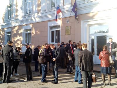 В Тольятти проигравшие единороссы препятствуют работе коммунистов в городской Думе