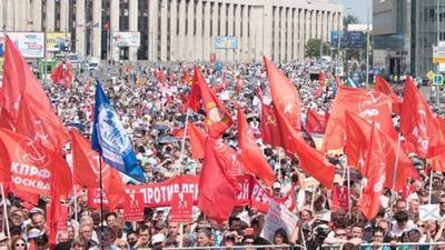 Владимир Кашин: Первоочередная задача – вернуть власть народу