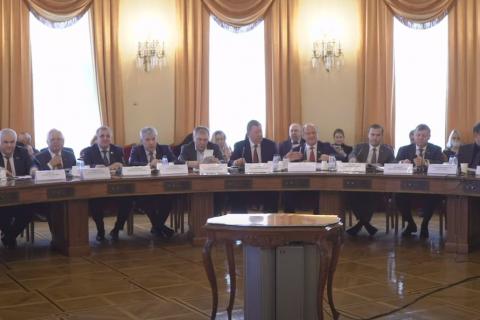 В Москве состоялось заседание Совета лево-патриотических сил