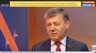 Дмитрий Новиков: Команда Порошенко пытается загнать администрацию Зеленского в антироссийские рамки