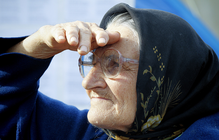 В России из-за инфляции снизился размер пенсий в реальном выражении