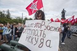 Царь добрый. Путин поручил учесть мнение населения при строительстве свалки в Шиесе