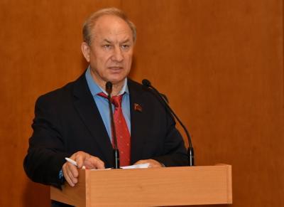 Валерий Рашкин: Послание Путина напомнило мне сеанс Кашпировского