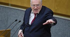 То в радости, то в гневе. «Советская Россия» о метаниях Жириновского