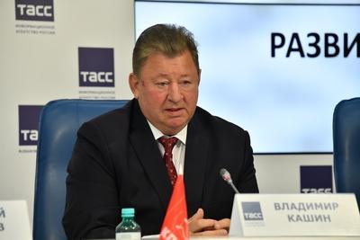 Владимир Кашин: Цель программы КПРФ – улучшить качество жизни людей