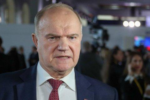 Геннадий Зюганов рассказал о первоочередных инициативах фракции КПРФ в новой Госдуме