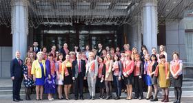 Дмитрий Новиков открыл обучение актива Всероссийского женского союза «Надежда России»