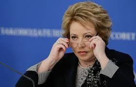 Валентина Матвиенко пригрозила «потерять интерес» к ПАСЕ