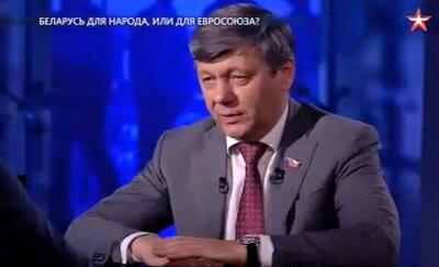 Дмитрий Новиков: Белоруссия выбрала развитие