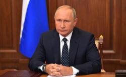 Путин выступил с психотерапевтическим сеансом и «смягчил» «пенсионную реформу»